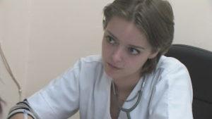 Erika Moldovan (Doctoriţa)